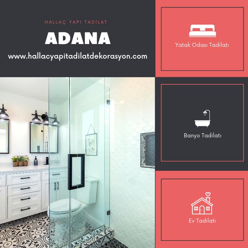 Adana banyo ev tadilatı